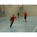 We played Rounders in the gym