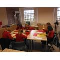 Designing a  Roman shield