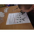 We were forensic scientists for the day
