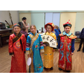 Dressing up as Royals from Ancient China
