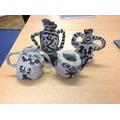 Greek Clay Pots