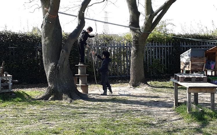 Creating swings