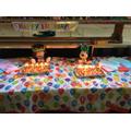 Ziggy and Murphy's 5th birthday!