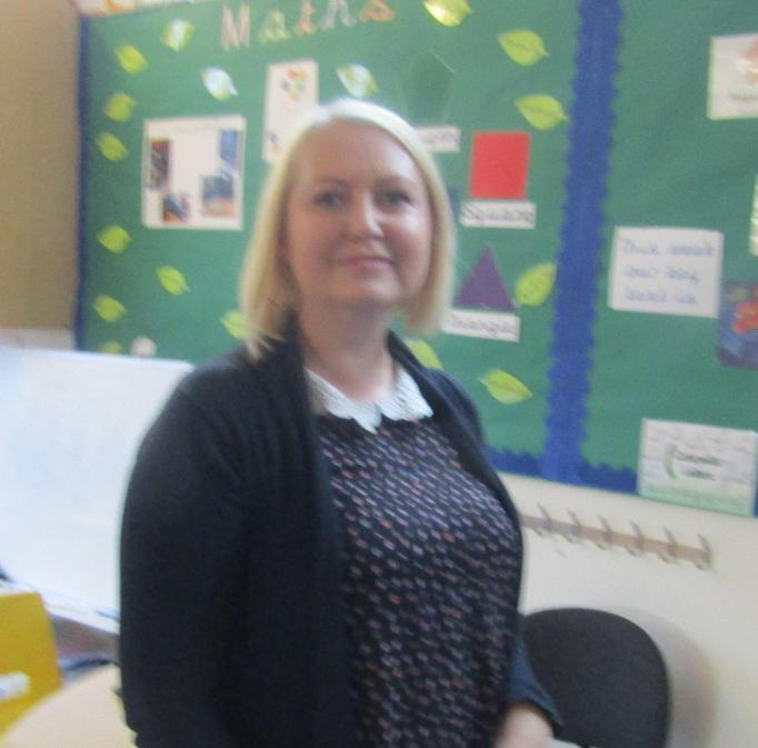 Miss Hodge: Reception Learning Support
