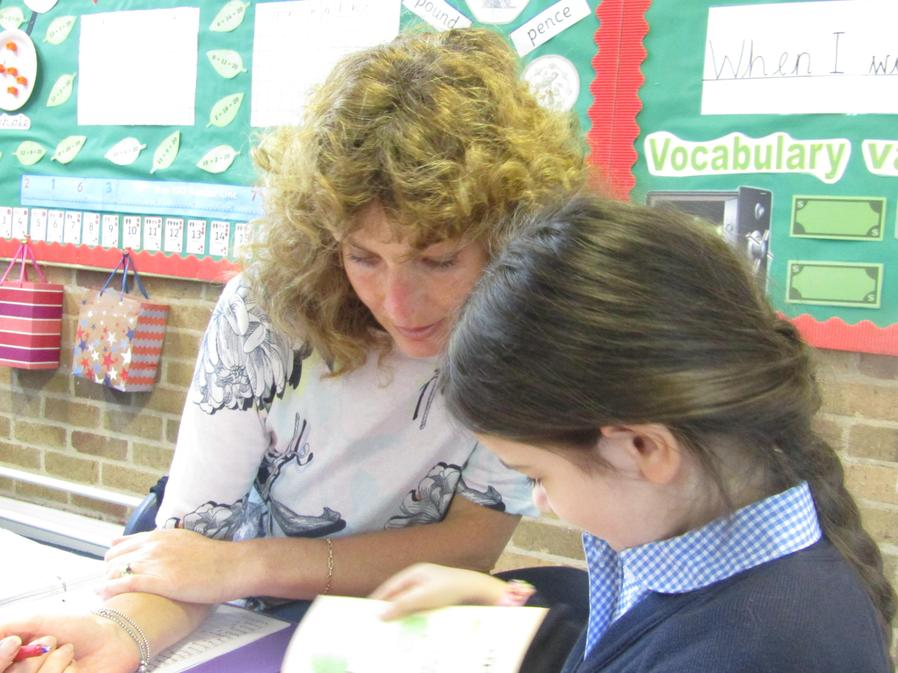 Mrs Coley: Class 1/2 Learning Support