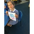 The children in Reception discussed why we love (and must take care of) the planet.