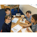 Class 3/4 researched endangered animals.
