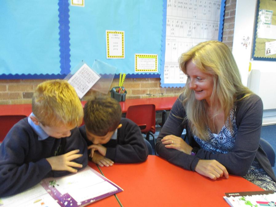 Mrs Bates: Whole School Learning Support