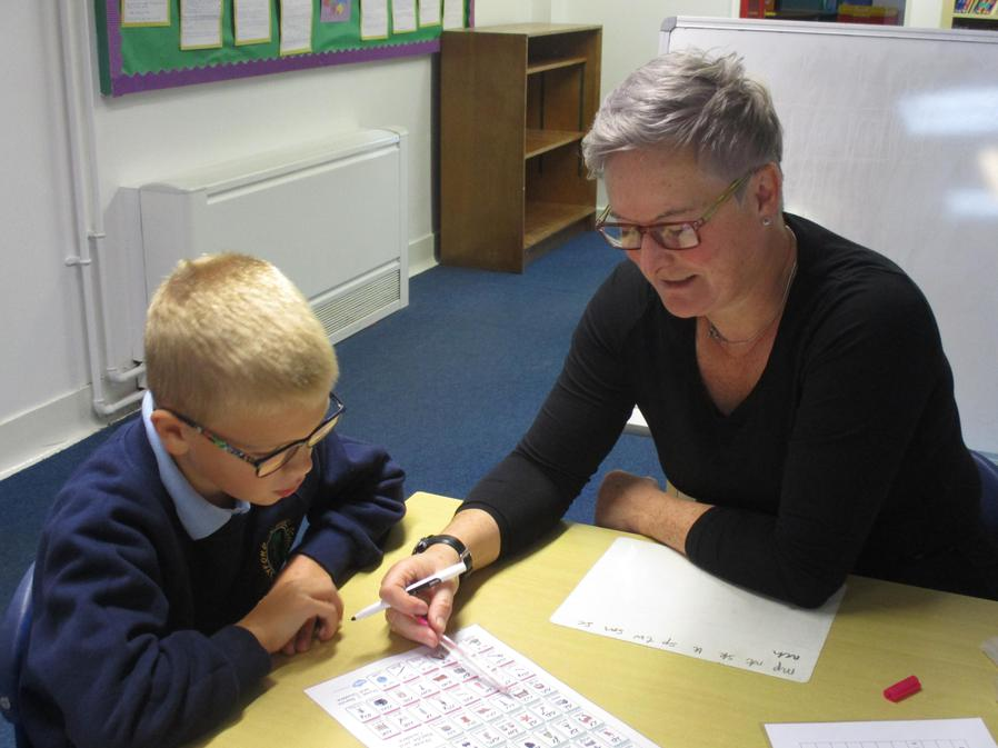 Mrs Rea: Class  Year 5/6 Learning Support