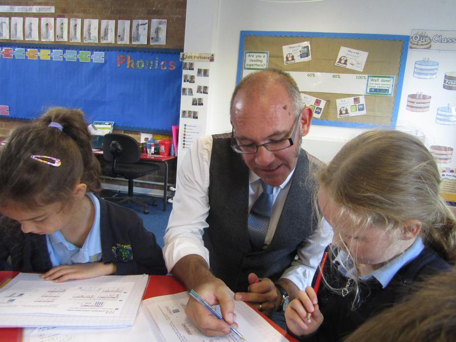 Mr Cocker: Class 5/6 Teacher