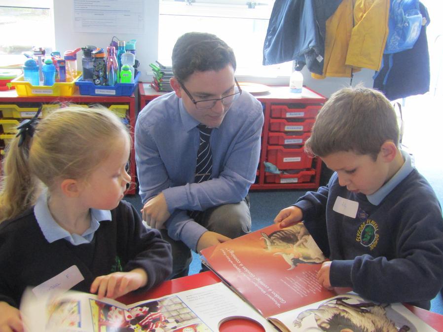 Mr Morris: Class 1/2 Teacher