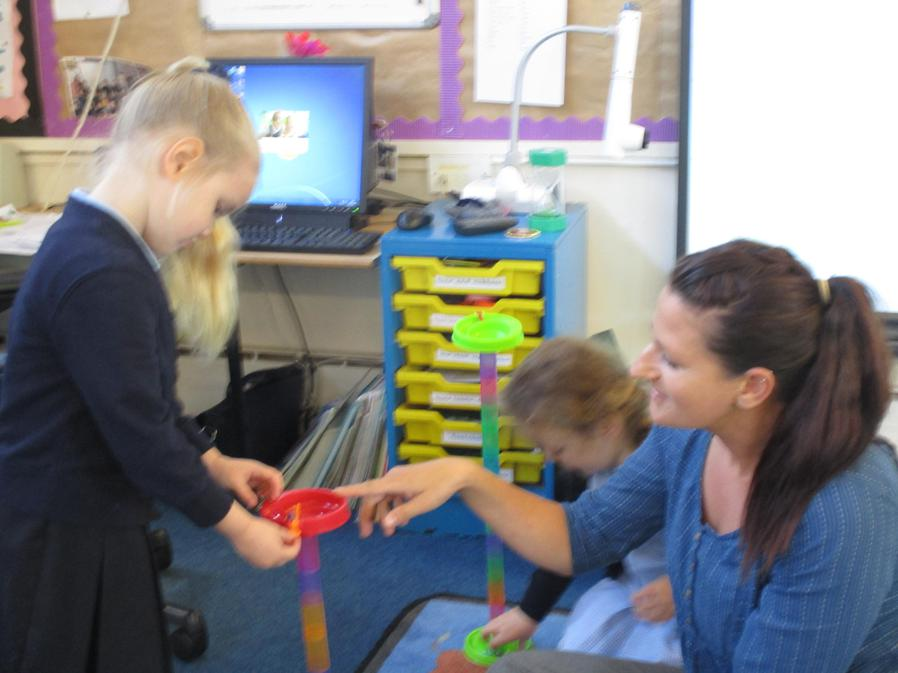 Miss Kempson: Class 3/4  Learning Support