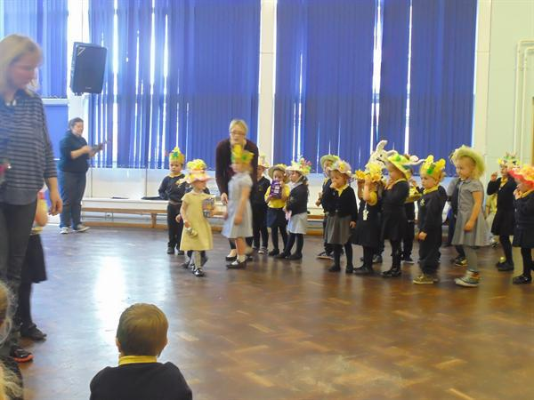 Easter Bonnet Parade!