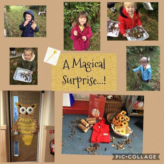 A magical surprise with our Nursery