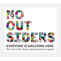 Everyone is welcome and everyone unique