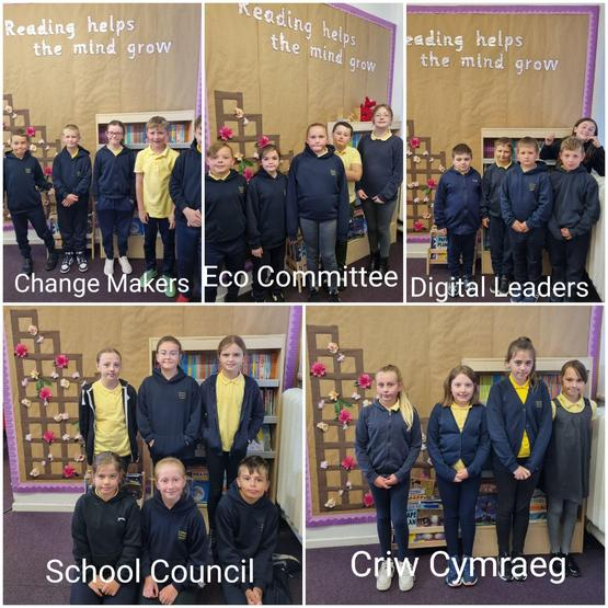 Our new commitee members
