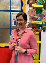 Mrs. A. Gray: Class Teacher Nursery/Reception