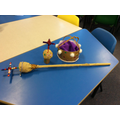Crown, Septure and Orb by Phoebe
