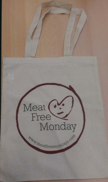 Meat Free Monday Bag