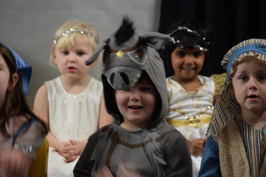 Foundation Stage Nativity 2019