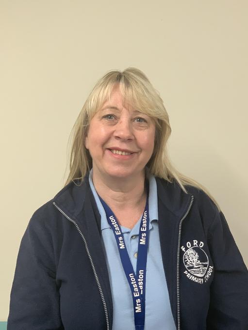 Linda Easton - Staff Governor