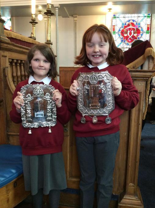 Rowan Class visit the Synagogue