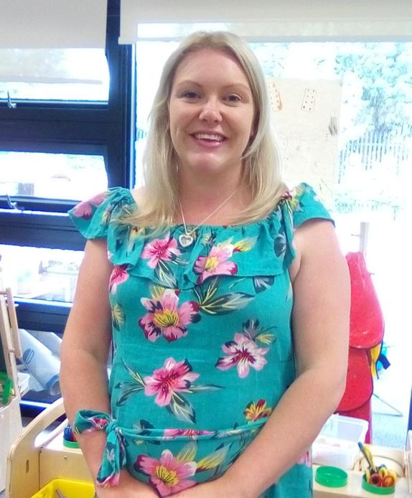 Mrs Barlow - Teacher (Wednesday-Friday)