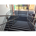 Staircase leading up to Phase 3 (Years 5 & 6)