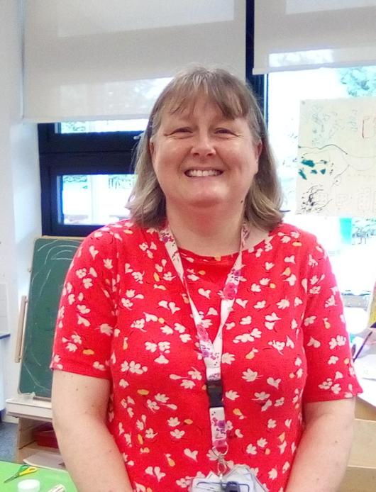Mrs Lander - Teaching Assistant & Forest school (Wednesday-Friday)