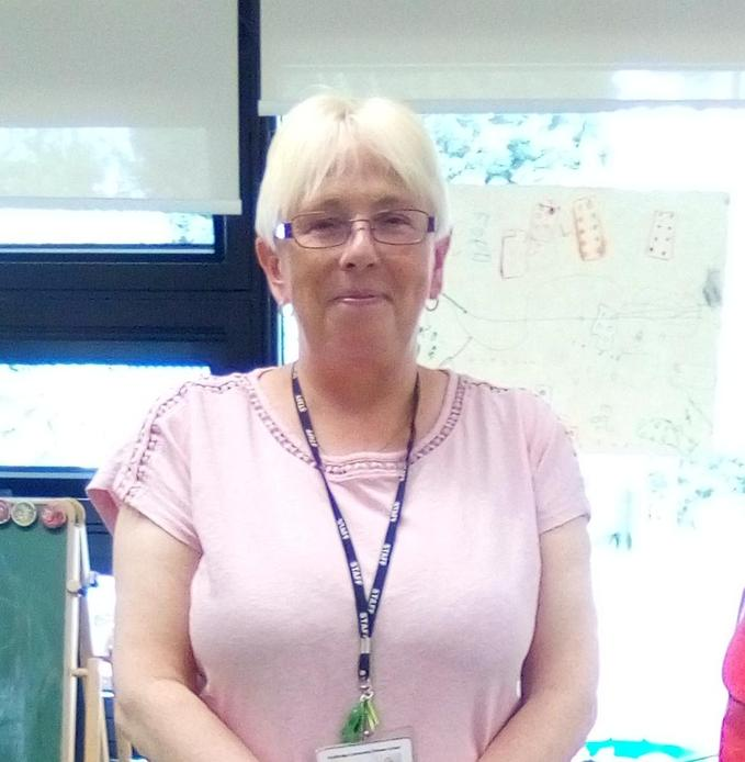 Mrs Rooke - Teaching Assistant (Monday-Friday)
