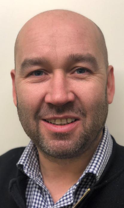 Mr Brian Clark - Trust