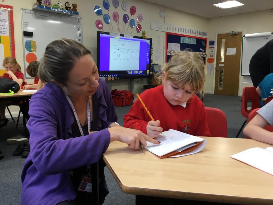 Mrs L Penny, Year 2 Teacher, KS1 Phase Leader