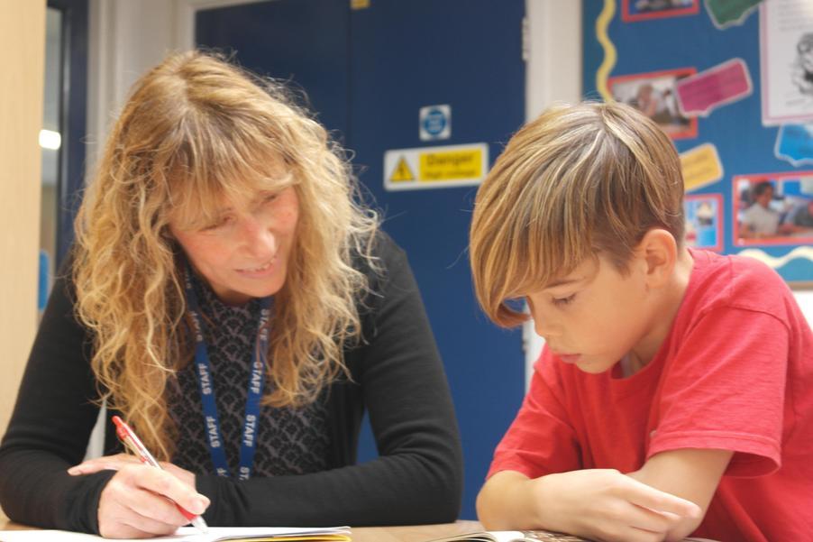 Mrs S. Heath, LSA