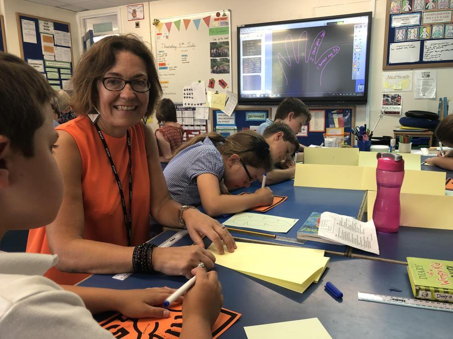Mrs N. Graham, Yr 5 Teacher