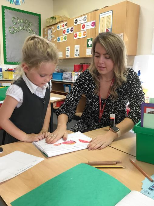 Miss S Newnham, Yr 4 Teacher