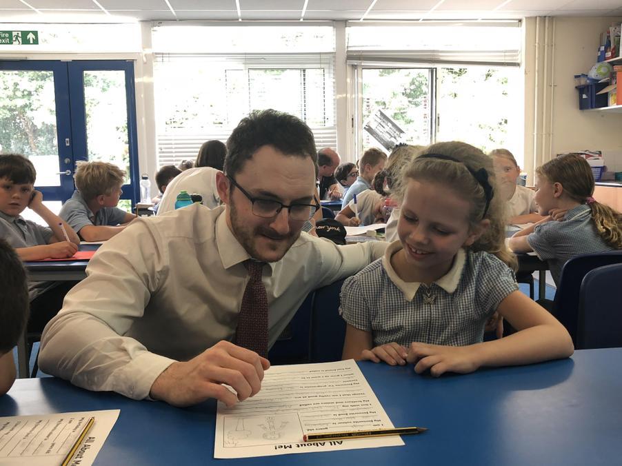Mr W. McKellar, Yr 3 Teacher