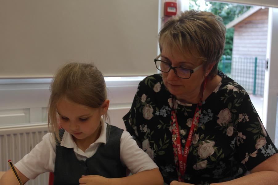 Mrs R de Beer, Year 2 Teacher