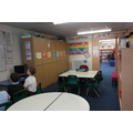 This is our small group teaching room