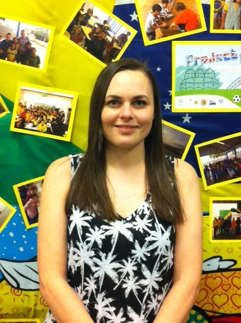 Mrs Langley - Y5/6 teacher