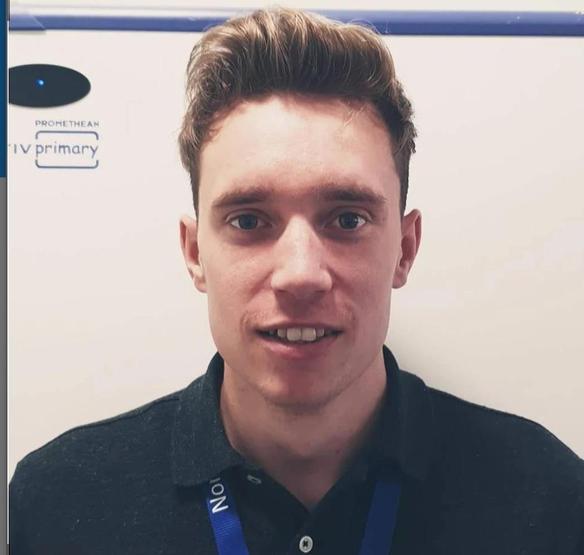 Mr Stephenson - Y5/6 teacher