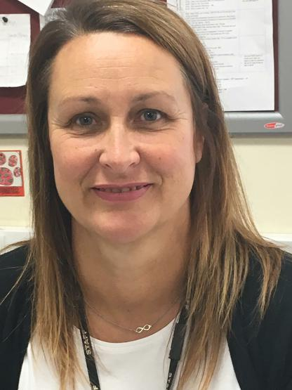 Mrs Hawdon - Office Manager