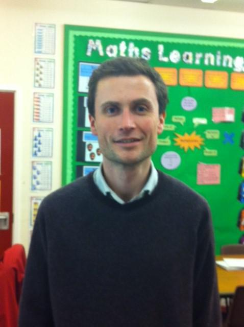 Mr Maule - Deputy Head and Y5/6 teacher