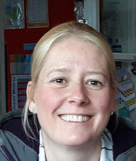 Mrs Finlinson - HLTA