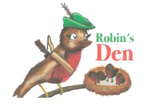 Robins Den Logo