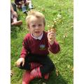 We're going on a leaf hunt!