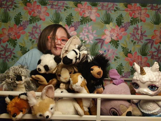 Robyn's animals