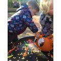 More pumpkin fun!