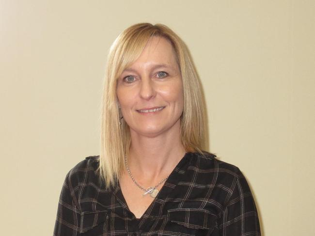 Mrs Lewis Office Manager