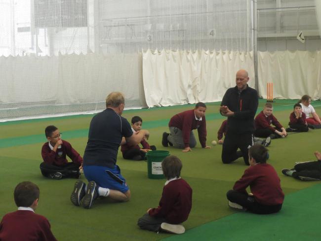 More coaching on basic cricketing skills
