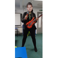 We had so much fun dressing up as our favourite musicians and composers - even the staff!